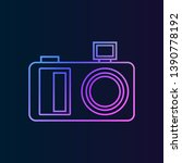camera nolan icon. simple thin...