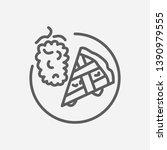 oregon icon line symbol....