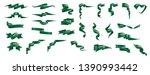 saudi arabia flag  vector... | Shutterstock .eps vector #1390993442