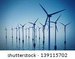 alternative energy  shot of...   Shutterstock . vector #139115702