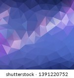 vector background from polygons ... | Shutterstock .eps vector #1391220752