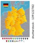 germany | Shutterstock .eps vector #139122782