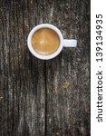 coffee cups | Shutterstock . vector #139134935