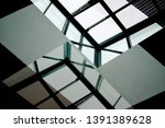 collage photo of windows. close ... | Shutterstock . vector #1391389628