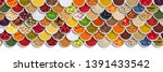 fruits and vegetables food... | Shutterstock . vector #1391433542
