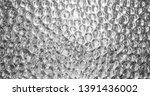 shiny silver metal textured... | Shutterstock . vector #1391436002