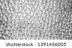 shiny silver metal textured... | Shutterstock . vector #1391436005
