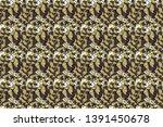 stylish fabric pattern.... | Shutterstock . vector #1391450678