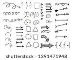 cartoon pictures set of... | Shutterstock .eps vector #1391471948