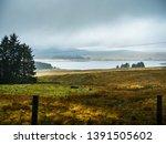 scotland   scottish hillside... | Shutterstock . vector #1391505602