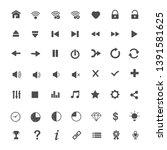 ui illustration symbol  icons...