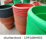 beautiful plastic products for... | Shutterstock . vector #1391684402