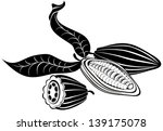 cocoa beans | Shutterstock . vector #139175078