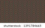color seamless pattern with... | Shutterstock .eps vector #1391784665