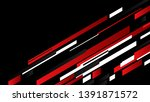 abstract red black background... | Shutterstock .eps vector #1391871572