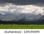 beautiful view of needlerock on ... | Shutterstock . vector #139190495