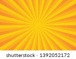 bright colorful background with ... | Shutterstock .eps vector #1392052172