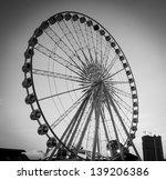 Beautiful Large Ferris Wheel I...