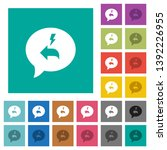 quick reply message multi...   Shutterstock .eps vector #1392226955