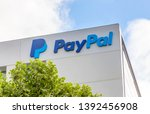 Small photo of Paypal Signage, SAN JOSE, CA – May 6, 2019: An Image of Paypal's signage at located at the San Jose, Campus found in the heart of Silicon Valley.