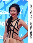 los angeles   may 16   jessica... | Shutterstock . vector #139250252