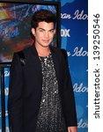 Постер, плакат: Adam Lambert in the