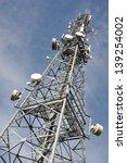 Steel Telecommunication Tower...