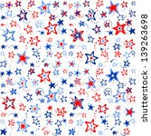 4th july background. vector... | Shutterstock .eps vector #139263698