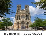 Reims  France  07 24 2018  View ...
