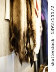atelier fur products. animal...   Shutterstock . vector #1392751172
