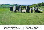 Ancient Stone Circle In The...
