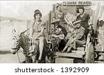 Vintage Photo Of Women  On Pon...