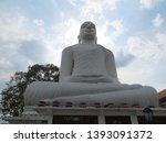 Statue Of The White Buddha ...