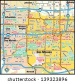 area,atlas,city,des moines,geography,graphic,highways,illustration,image,interstate,iowa,map,region,roads,travel