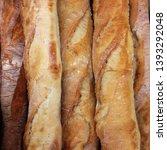macro photo food freshly baked... | Shutterstock . vector #1393292048