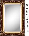 mirror decorative frame   Shutterstock .eps vector #139334162