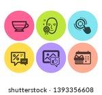 seo target  americano and like... | Shutterstock .eps vector #1393356608
