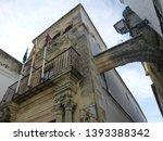 arcos de la frontera  village...   Shutterstock . vector #1393388342