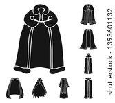 vector illustration of fabric... | Shutterstock .eps vector #1393601132