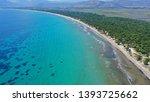 aerial bird's eye view photo...   Shutterstock . vector #1393725662