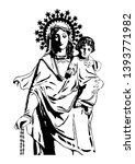 Our Lady Of The Holy Rosary...