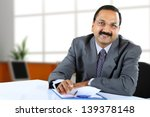 young indian business man... | Shutterstock . vector #139378148