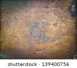 Sheet Of Old Metal Background