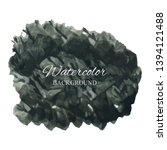 beautiful abstract black...   Shutterstock .eps vector #1394121488