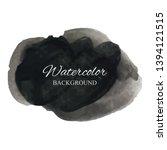 beautiful abstract black...   Shutterstock .eps vector #1394121515