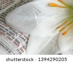 Religion Easter Lily Fabric...