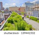new york city   jun 3  high... | Shutterstock . vector #139441532