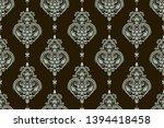 seamless pattern based on... | Shutterstock .eps vector #1394418458