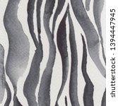 Animal Print. Zebra Pattern....