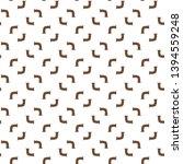 geometric ornamental vector... | Shutterstock .eps vector #1394559248